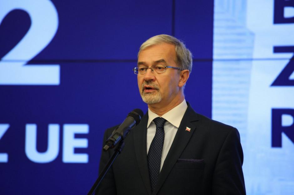 Jerzy Kwieciński: Kraje naszego regionu silnie opierają swe inwestycje publiczne na funduszach unijnych