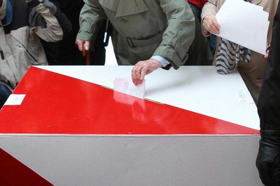 Wybory samorządowe: Frekwencja w poszczególnych województwach