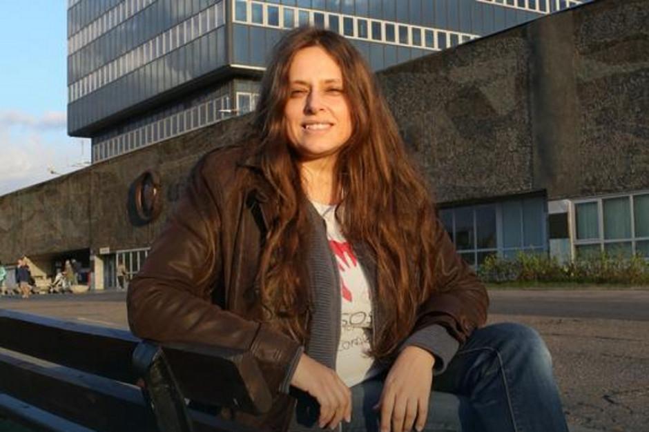 Anna Ojer została Warszawianką Roku