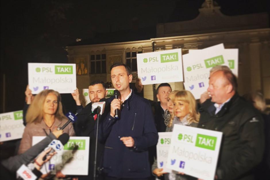 """Kosiniak-Kamysz usztywnia linię PSL po wyborach: Odrywamy łatkę """"partii obrotowej"""""""