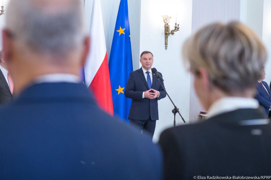 """Prezydent: """"Trzecia część"""" reformy samorządowej jest trudna i ryzykowana"""