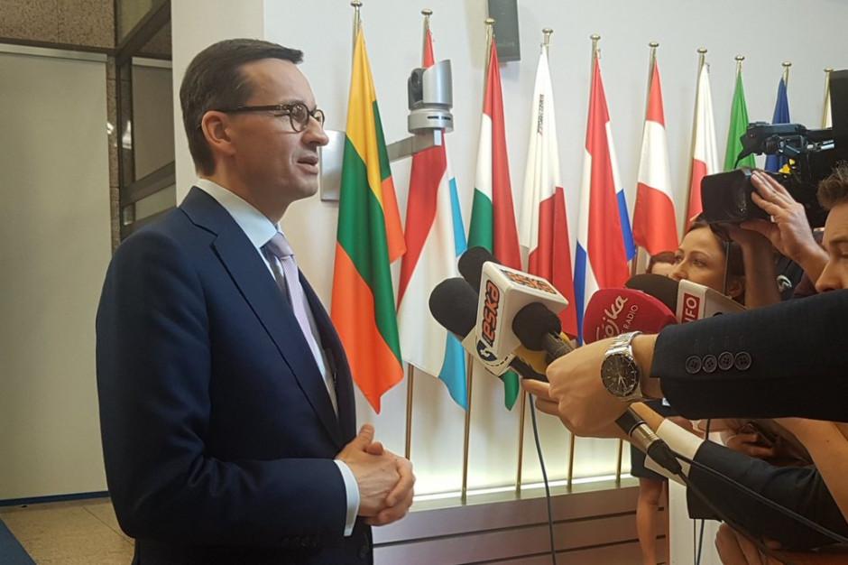 Jacek Majchrowski składa zażalenie na decyzję sądu o oddaleniu wniosku przeciw Morawieckiemu