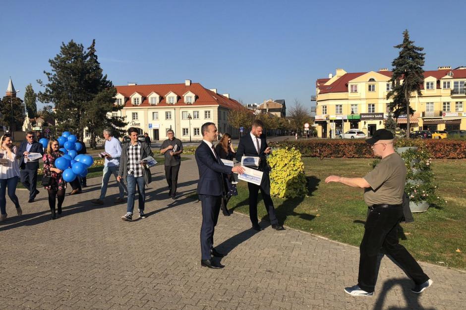 Marek Citko poparł kandydata PiS na prezydenta Włocławka