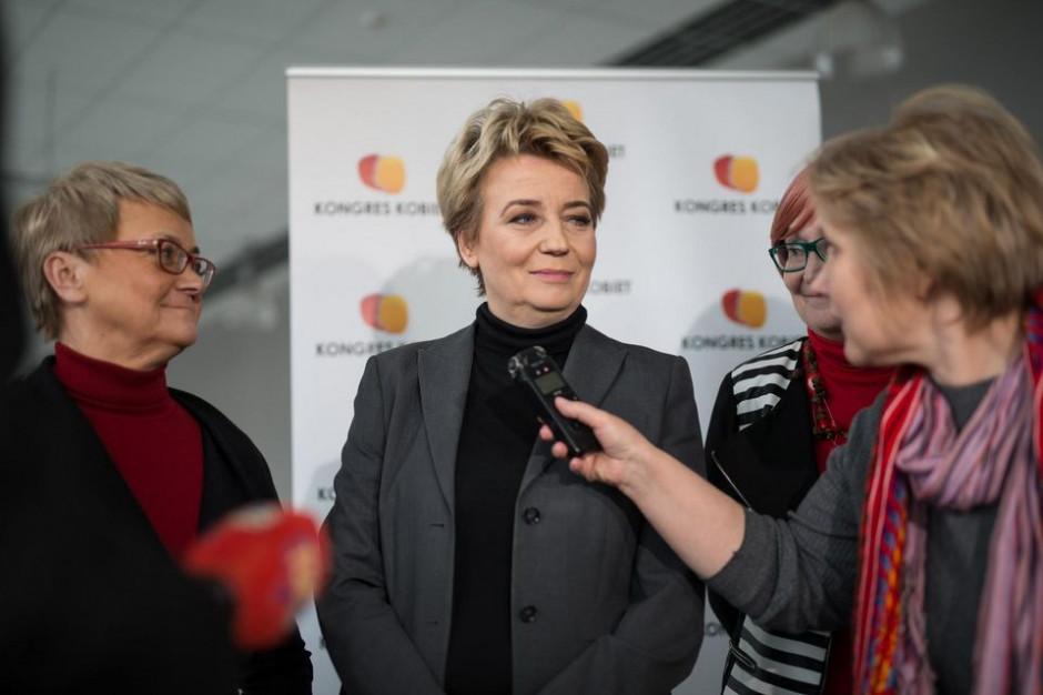 Hanna Zdanowska realizuje główny punkt swojej ostatniej kampanii wyborczej