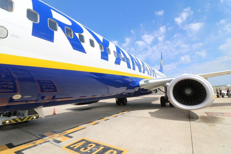 Lotnisko w Modlinie: 47 kierunków Ryanaira, w tym trzy nowe, w zimowym rozkładzie lotów