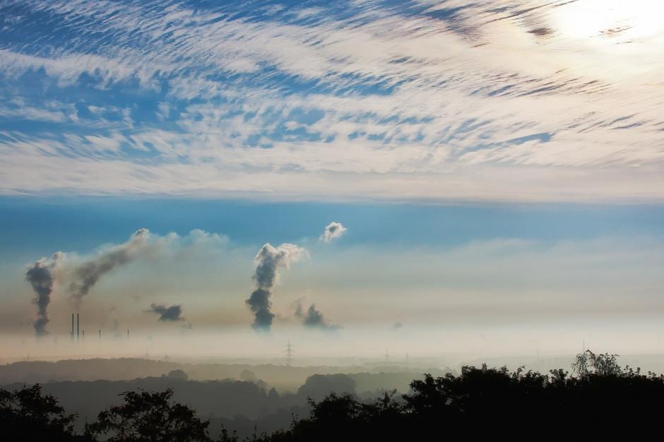 """Sosnowiec stworzy własną """"mapę smogową"""""""