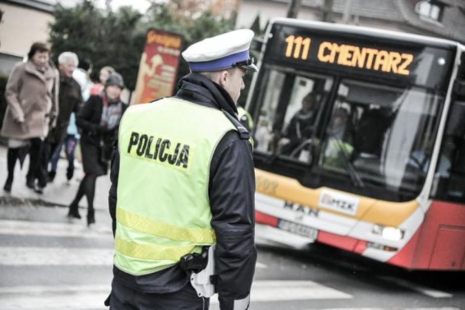 """Akcja """"Znicz"""": Prawie 6 tys. policjantów będzie pilnować bezpieczeństwa na drogach"""