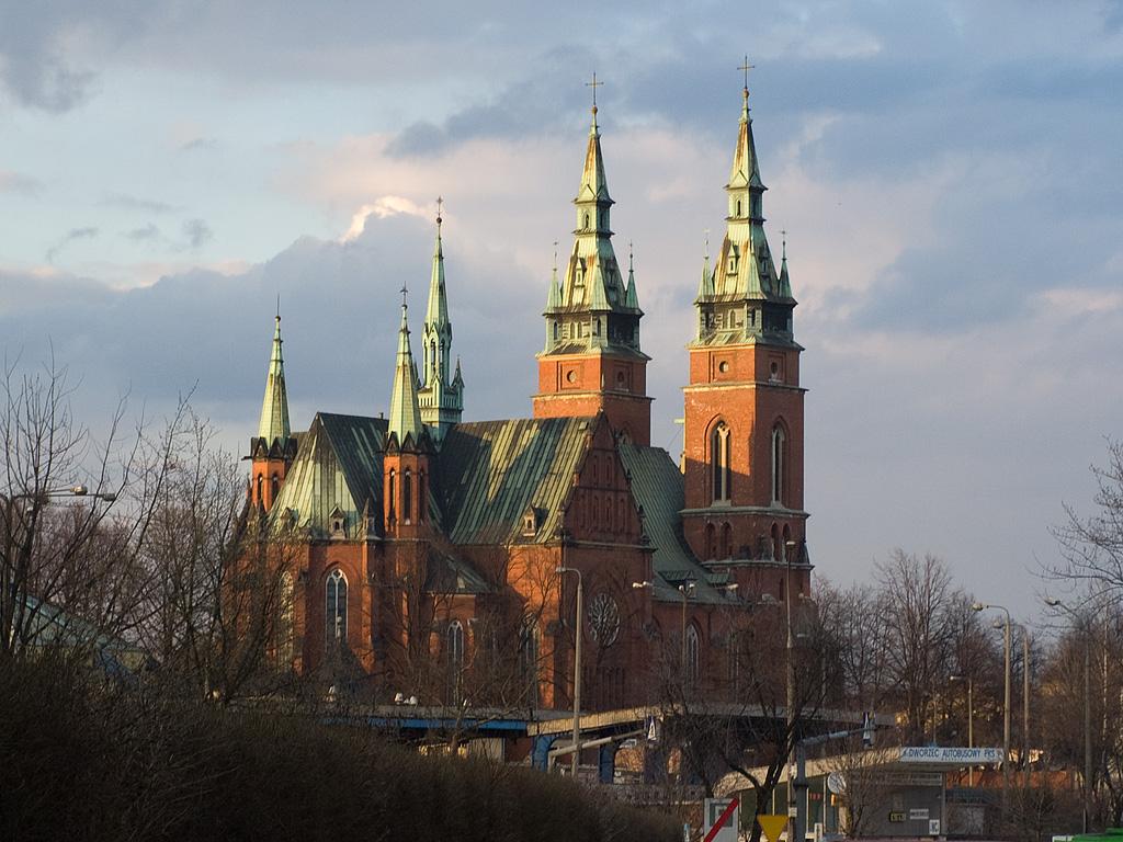 Kielecki kościół p.w. Świętego Krzyża (fot. wikimedia.org/CC)