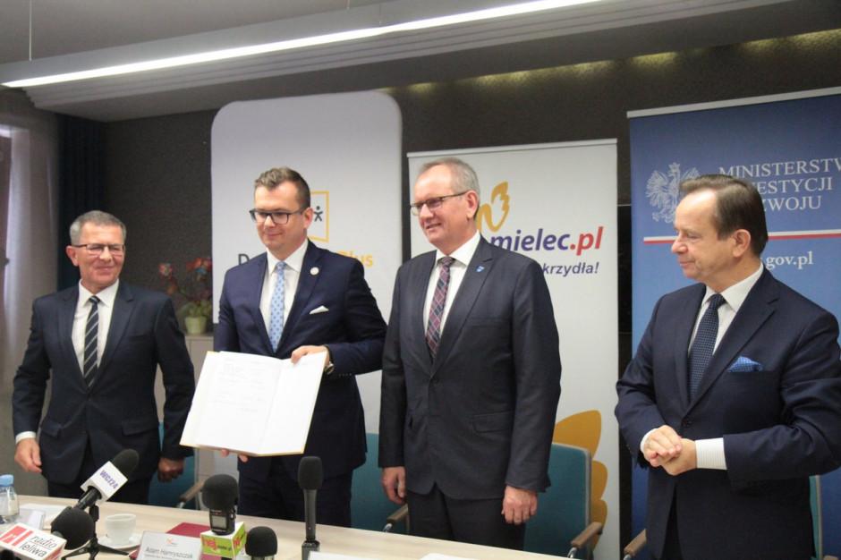 Mielec podpisał deklarację przystąpienia do programu Dostępność Plus