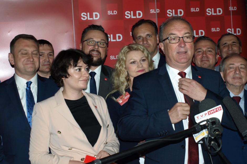 Włodzimierz Czarzasty o możliwość startu z PSL w eurowyborach: w polityce wszystko sobie wyobrażam