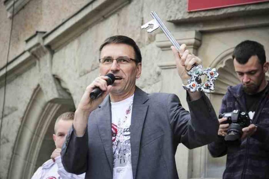W Olsztynie Piotr Grzymowicz z poparciem PO, PSL i Nowoczesnej