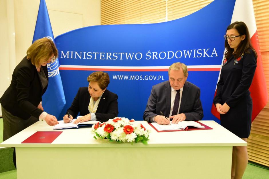 MŚ: podpisano porozumienie w sprawie organizacji COP24