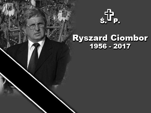 Ryszard Ciombor (fot.dabrowatar.pl)