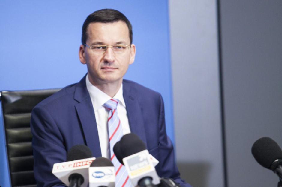 Morawiecki bada okoliczności śmierci prezydenta Gdańska