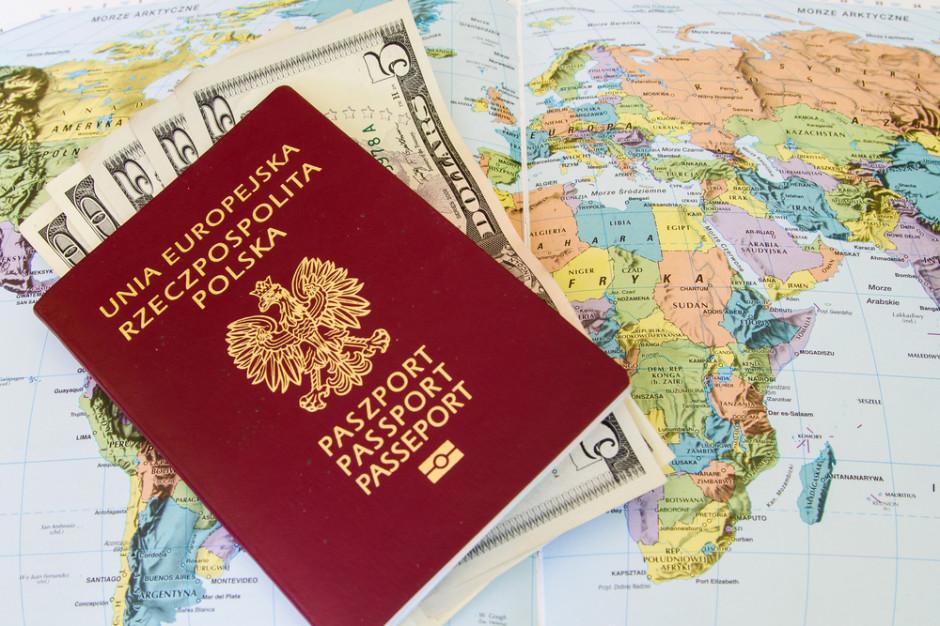 MSWiA: od poniedziałku można składać wnioski o paszport z nowym wzorem