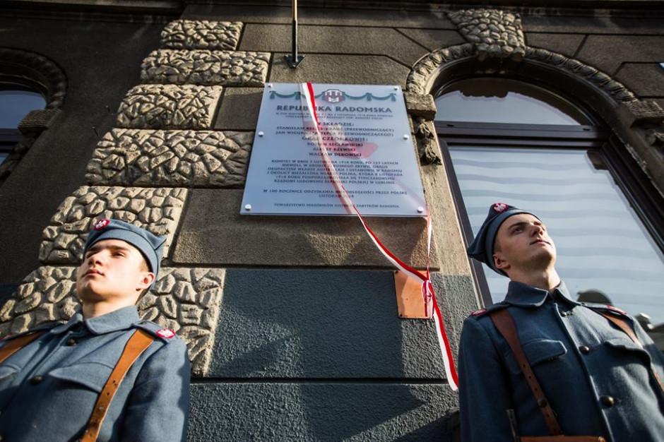 Radom rozpoczął świętowanie 100. rocznicy odzyskania niepodległości