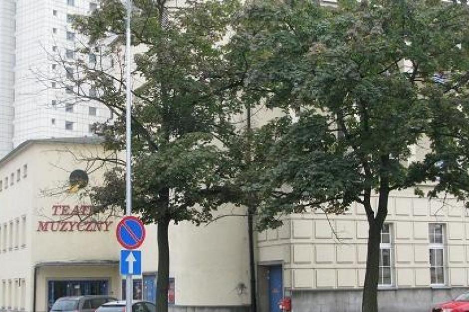 Nowa siedziba Teatru Muzycznego czeka na projektanta
