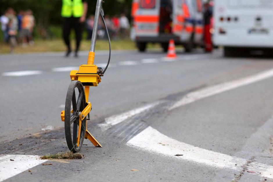 Akcja Znicz: 45 osób straciło życie w wypadkach drogowych
