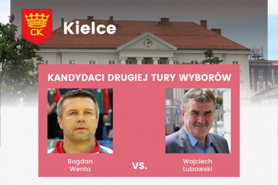 Prezydent Kielc Wojciech Lubawski oddał głos w II turze. Co z Bogdanem Wentą?
