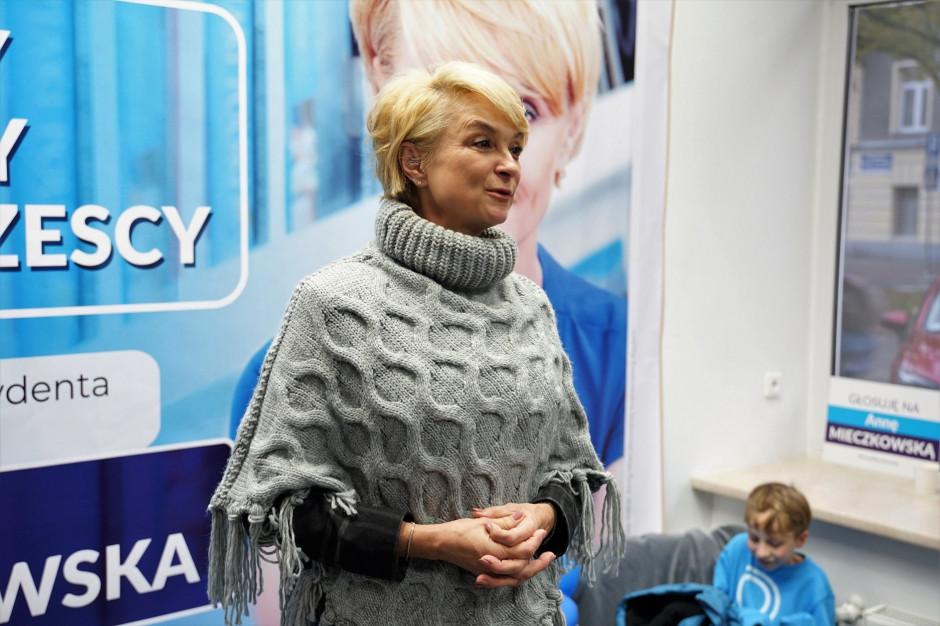 Wybory w Kołobrzegu: Cząstkowe wyniki wskazują na wygraną Anny Mieczkowskiej