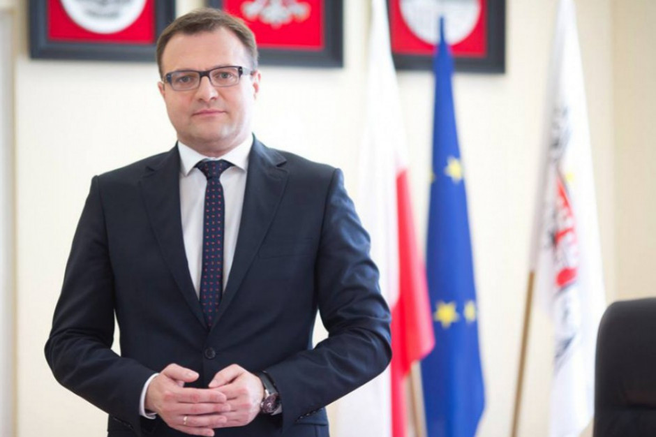 Radom: Radosław Witkowski ponownie prezydentem