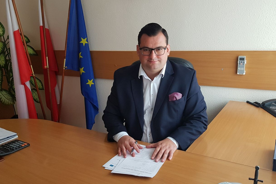 W Skarżysku-Kamiennej bez niespodzianki. Konrad Krönig ponownie prezydentem