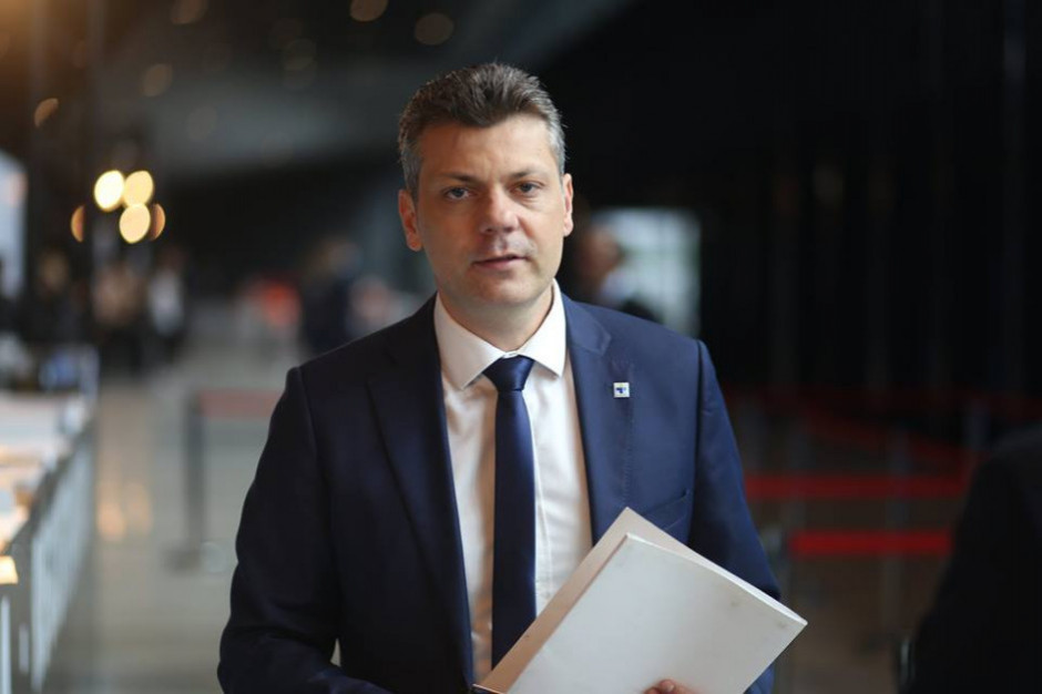 Mariusz Wołosz nowym prezydentem Bytomia