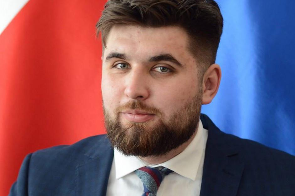 Jakub Banaszek prezydentem Chełma. Gratulacje od minister Jadwigi Emilewicz