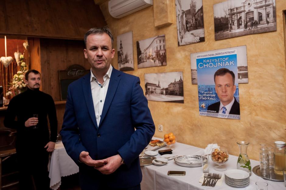 Piotrków Trybunalski: Krzysztof Chojniak wybrany na czwartą kadencję