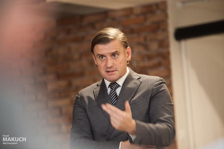 Pruszków: Paweł Makuch nowym prezydentem miasta