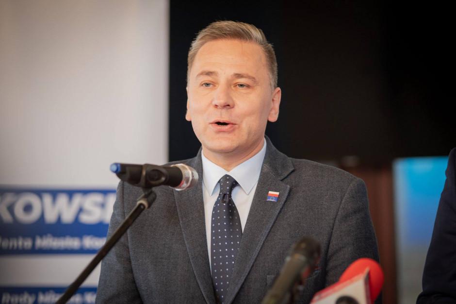 Konin: Piotr Korytkowski prezydentem