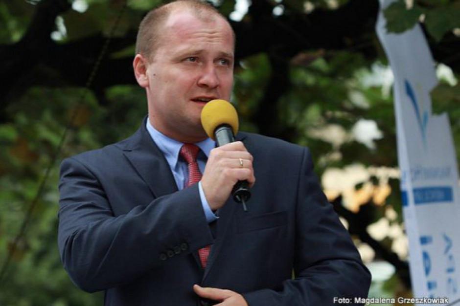 Szczecin: Prezydent Piotr Krzystek wybrany na czwartą kadencję