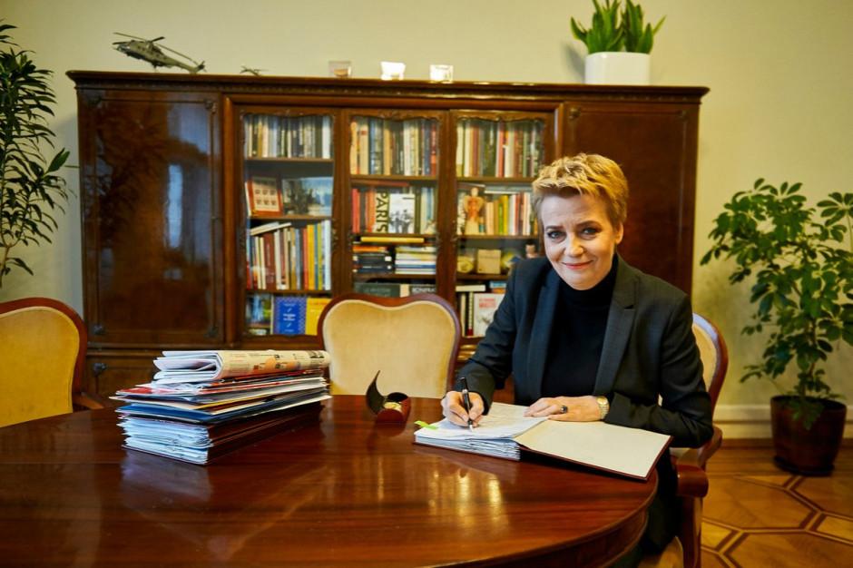 Witold Waszczykowski: Hanna Zdanowska nie może pełnić funkcji prezydenta Łodzi