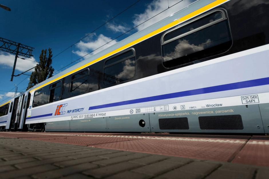 PKP Intercity uruchomi dodatkowe pociągi. Od grudnia nowy rozkład