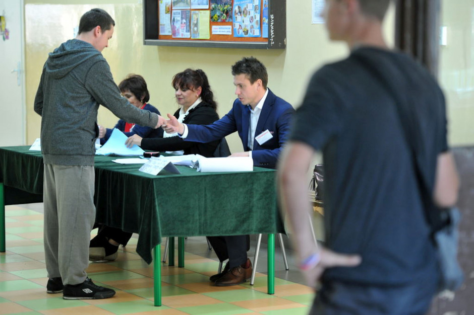 Wybory prezydenckie w Gdańsku odbywają się bez przeszkód