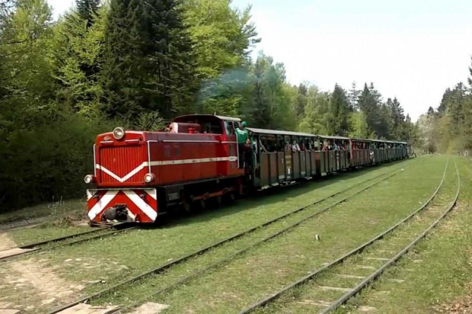 Bieszczady: Kolejka Leśna coraz popularniejsza wśród turystów