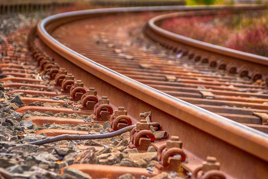 Strzelce Opolskie: Wykoleił się pociąg. Linia kolejowa zamknięta