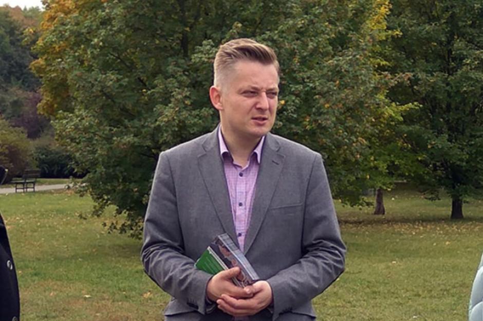 Wybory, Jakub Stefaniak: Trzeba mieć niewiele honoru, żeby wchodzić w konszachty z PiS