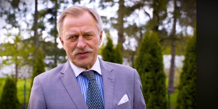 Hrabia Marcin Zamoyski (fot. Facebook/Marcin Zamoyski)