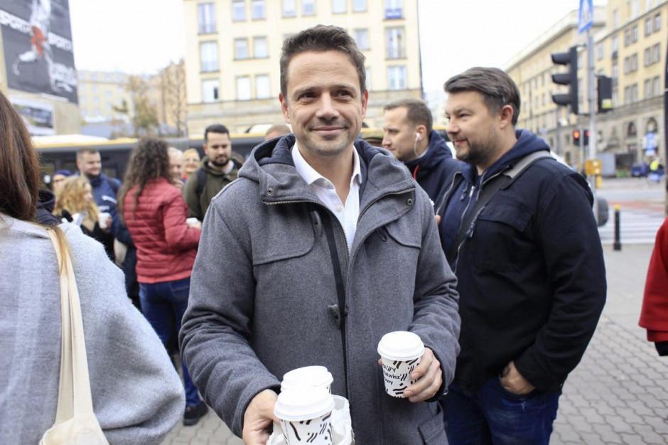 Rafał Trzaskowski: Nie dla faszyzmu w Warszawie, popieram decyzję prezydent