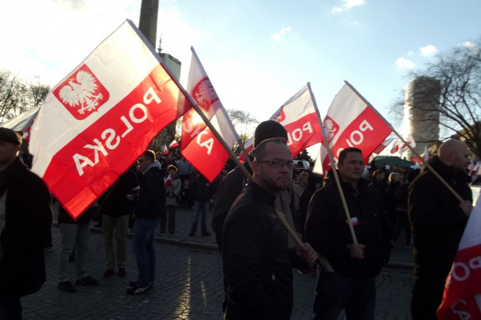 Krzysztof Bosak zapowiada, że Marsz Niepodległości i tak się odbędzie