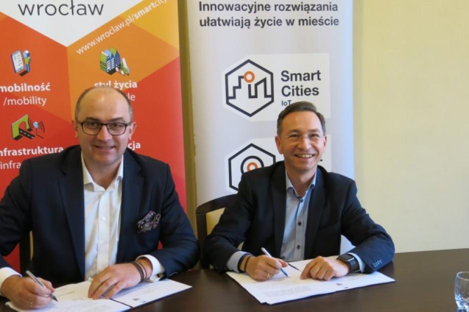 Wrocław wykorzysta IoT w komunikacji i służbach miejskich