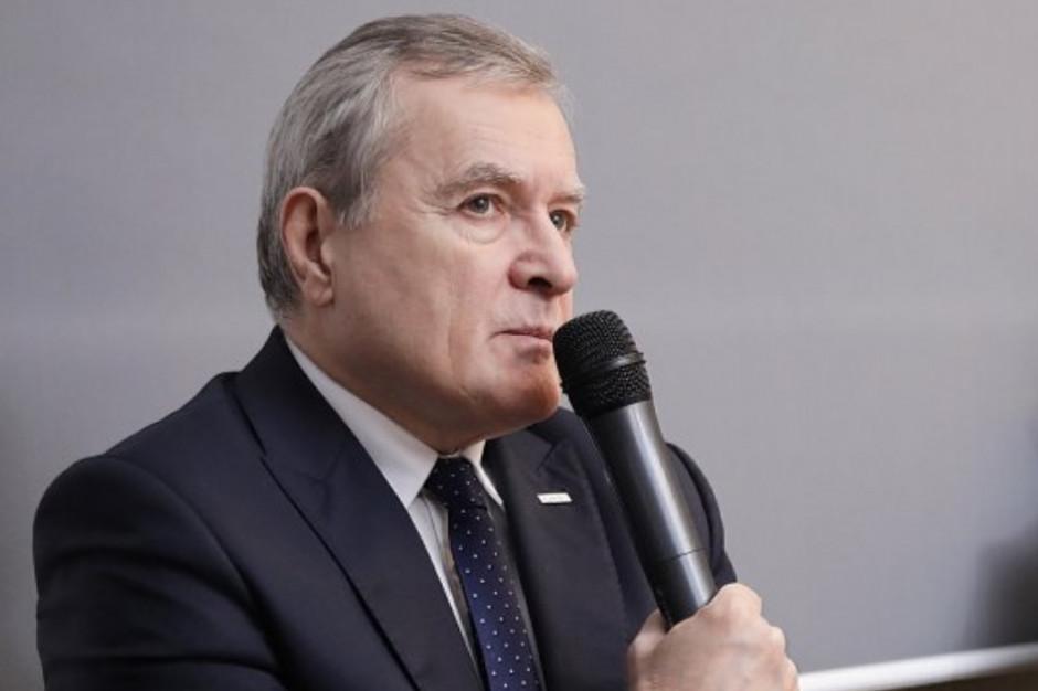 Piotr Gliński o zakazie Marszu Niepodległości: Decyzja bez podstaw prawnych