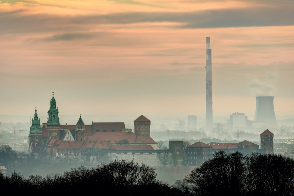 Kraków i Czeladź najaktywniejsze w walce ze smogiem