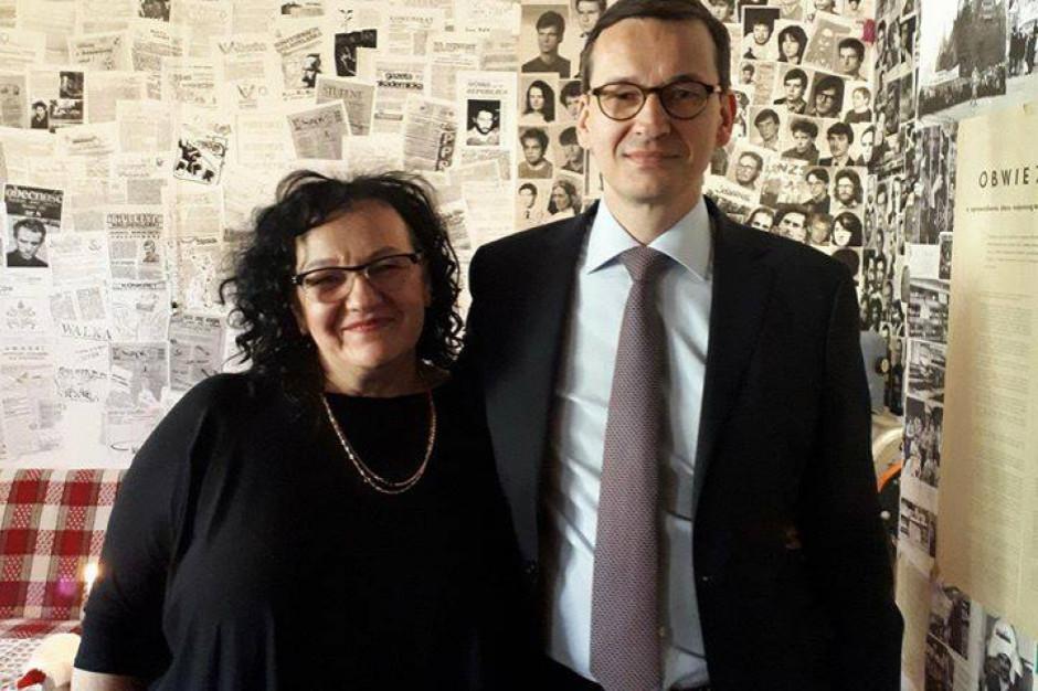 Siostra premiera nie rezygnuje z polityki. Zostanie starostą powiatu trzebnickiego?