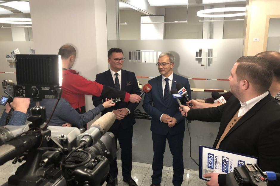 Jerzy Kwieciński: Kandydatura Katowic do organizacji forum miejskiego ONZ wyłoniona spośród czterech miast