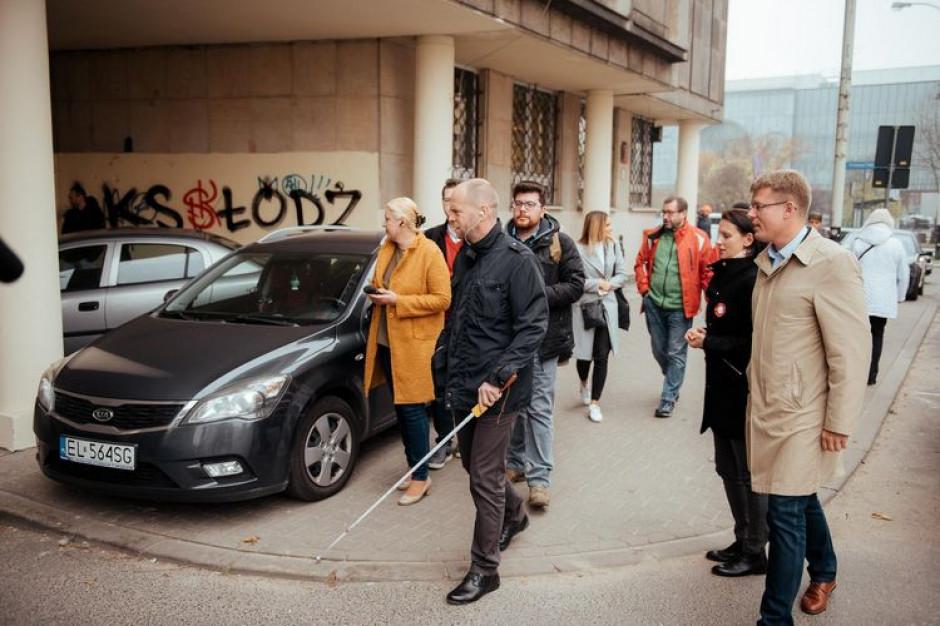 Totupointy w Łodzi pomogą niewidomym