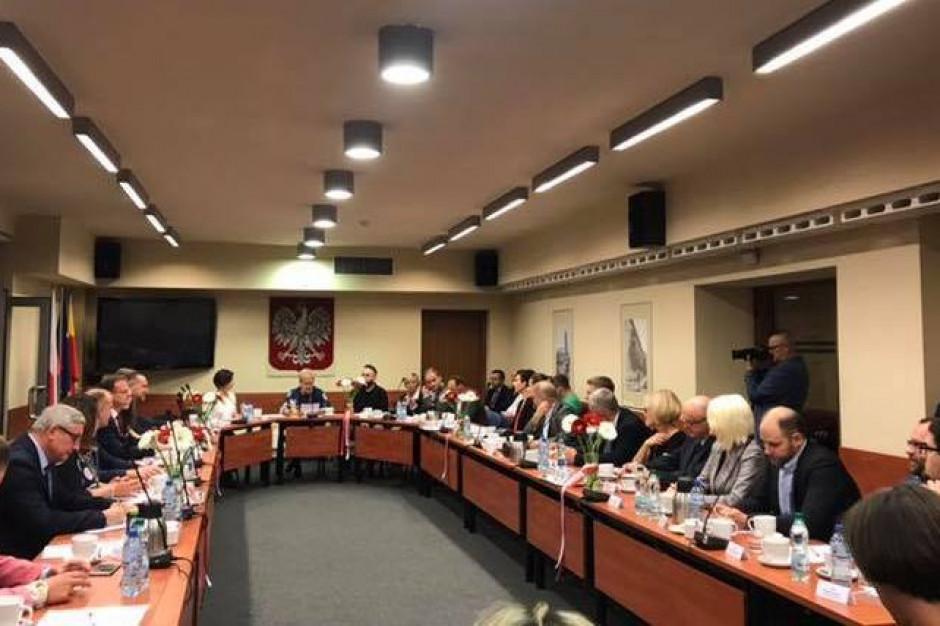 Zmiana koalicji na warszawskiej Ochocie