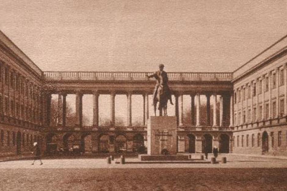 Kolarski: odbudowany Pałac Saski jako pomnik niepodległości będzie symbolem nowoczesnej Polski
