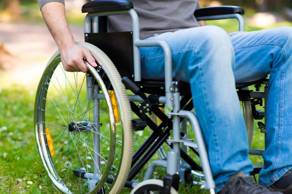 W Poznaniu ruszył projekt wsparcia dla niepełnosprawnych